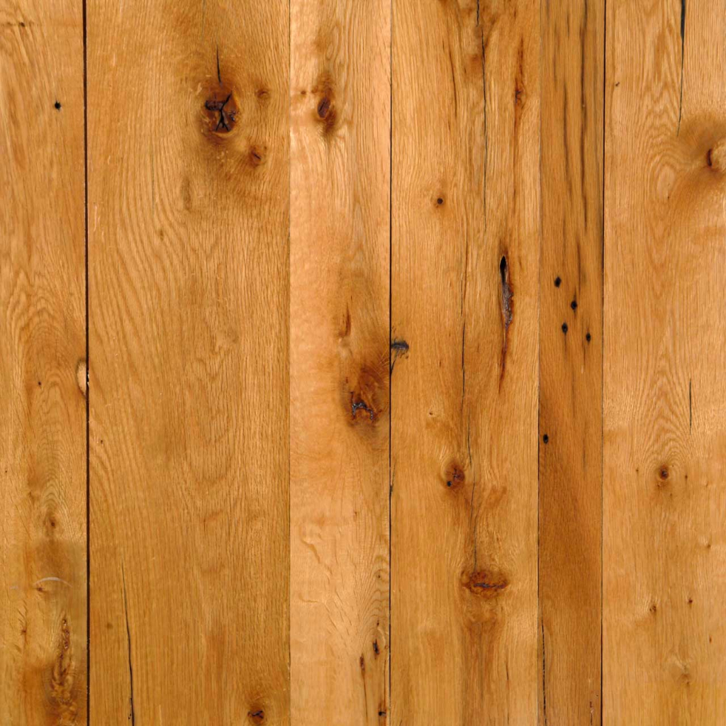 Old Oak Wood ~ Danzer reclaimed wood furnir od starog drveta